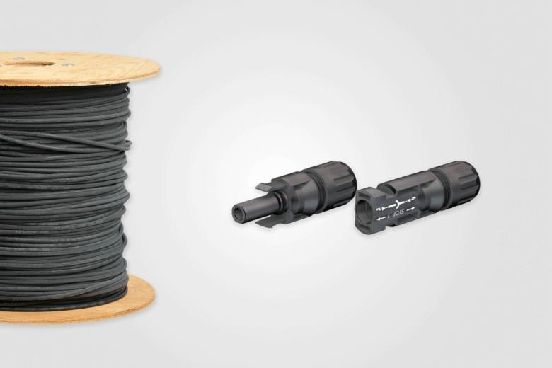 solární-konektor